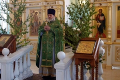 25-летний юбилей служения отца Валерия Бодрова