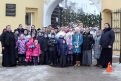 Паломническая поездка в Свято-Пафнутьев Боровский и в Свято-Никольский Черноостровский монастыри