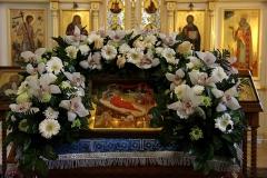Рождество Пресвятой Богородицы 2016. Престольный праздник.