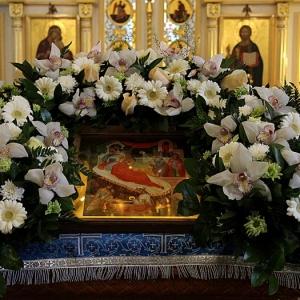 Рождество Богородицы 2016 икона