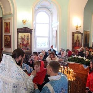 Рождество Богородицы 2016-2