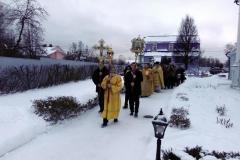 Святителя Николая, архиепископа Мир Ликийских чудотворца.Престольный праздник.2016
