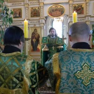 День Святой Троицы. Пятидесятница.
