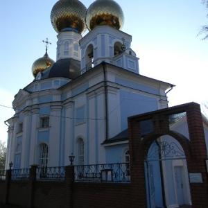 Виды храма и построек