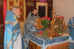 Рождество Пресвятой Богородицы. Престольный праздник храма