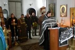 Великий пост 2011. Чтение канона прп. Андрея Критского