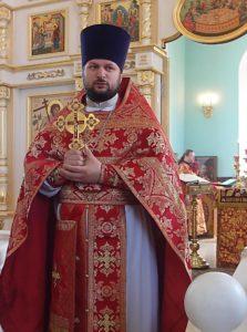 Иерей Вячеслав Викторович Корниенко