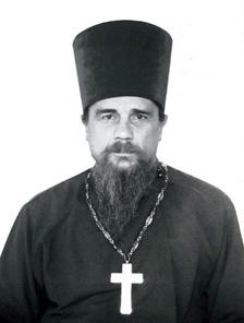Протоиерей Николай Тронский (1948 - 2008)