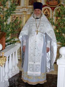 Протоиерей Валерий Николаевич Бодров